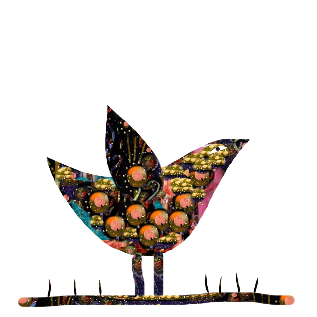 Kurbitsfågel