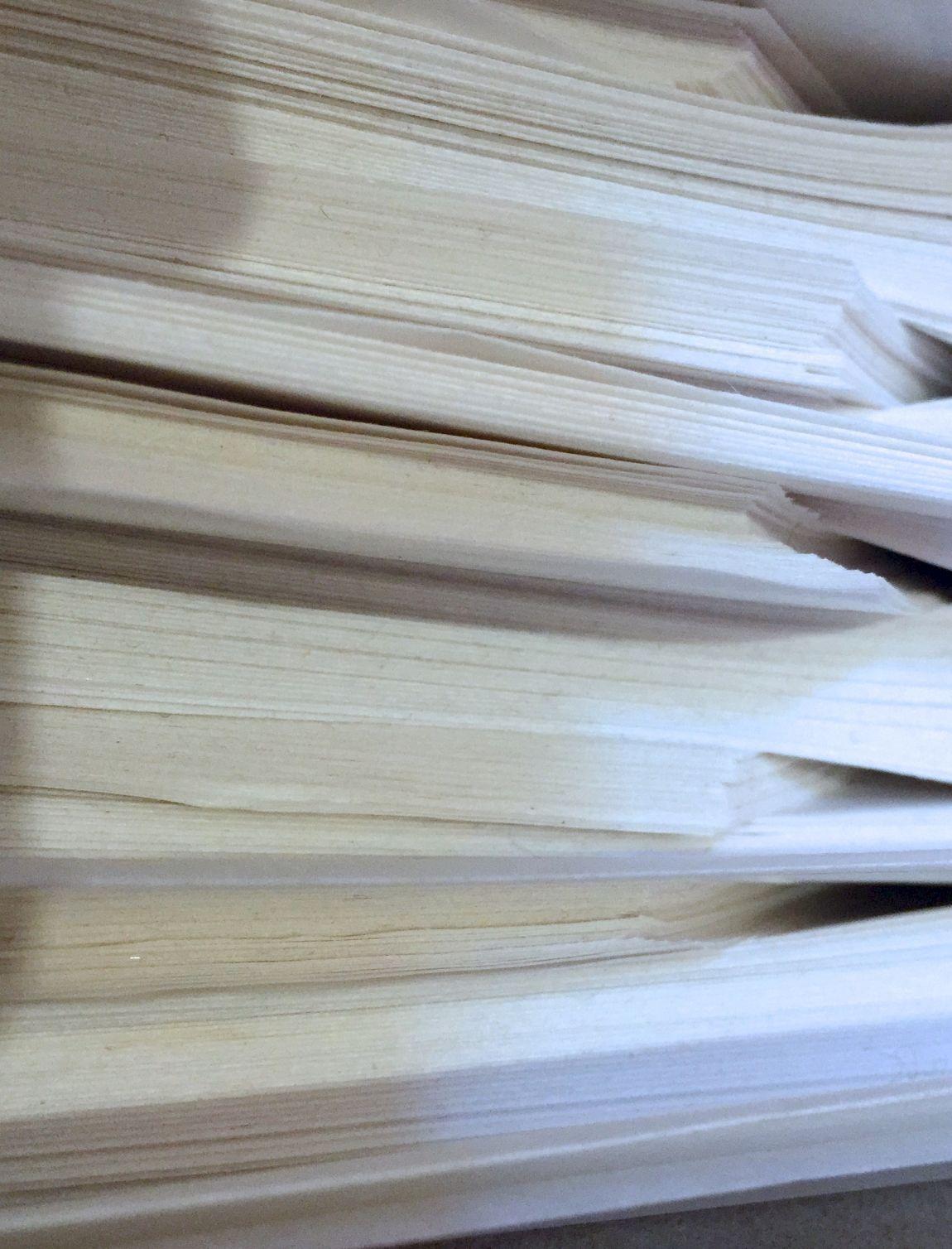 Papperspåsar till Förbränninsgtoalett