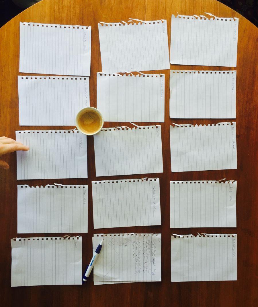 Planera sångbok