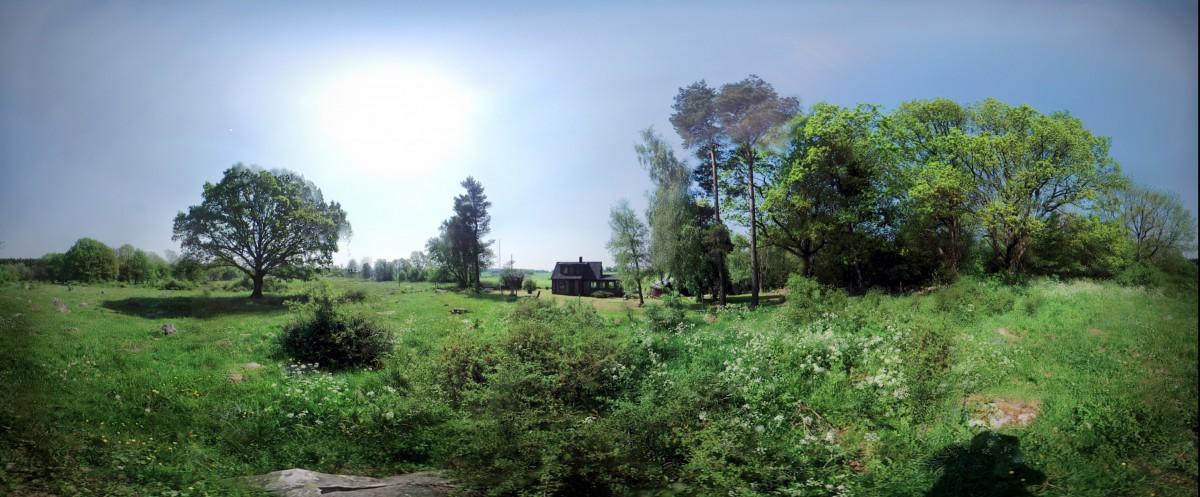 Jag stressades av planer på vindkraftpark runt mitt hem i skogens slut.