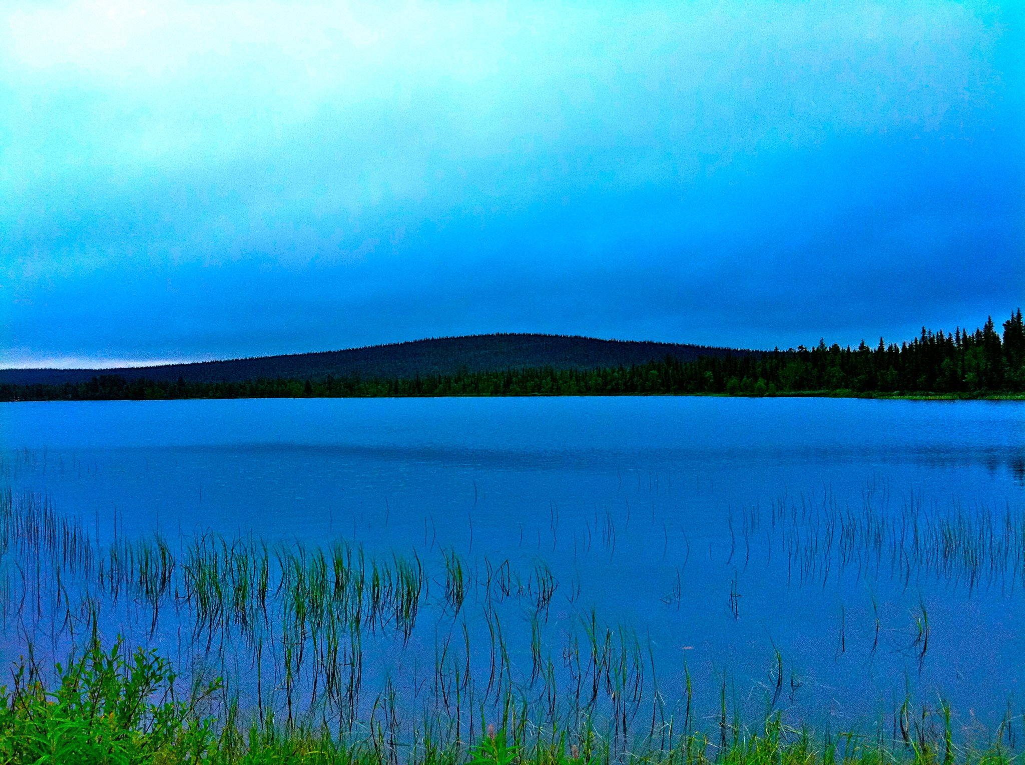 Blue Laponia, Sweden