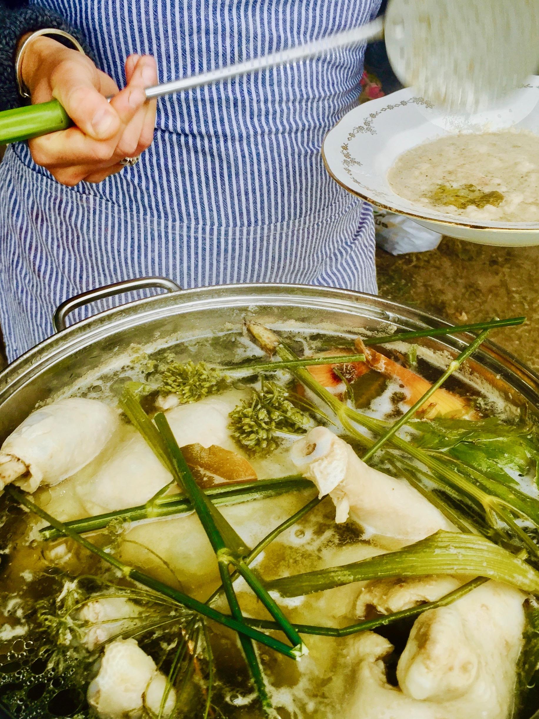 Fisk och lökfestival i Augusti