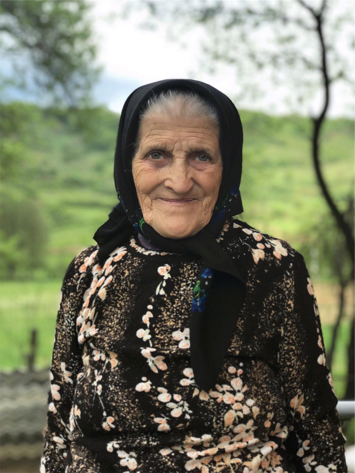 Portrait Transylvania Iliana Miholca