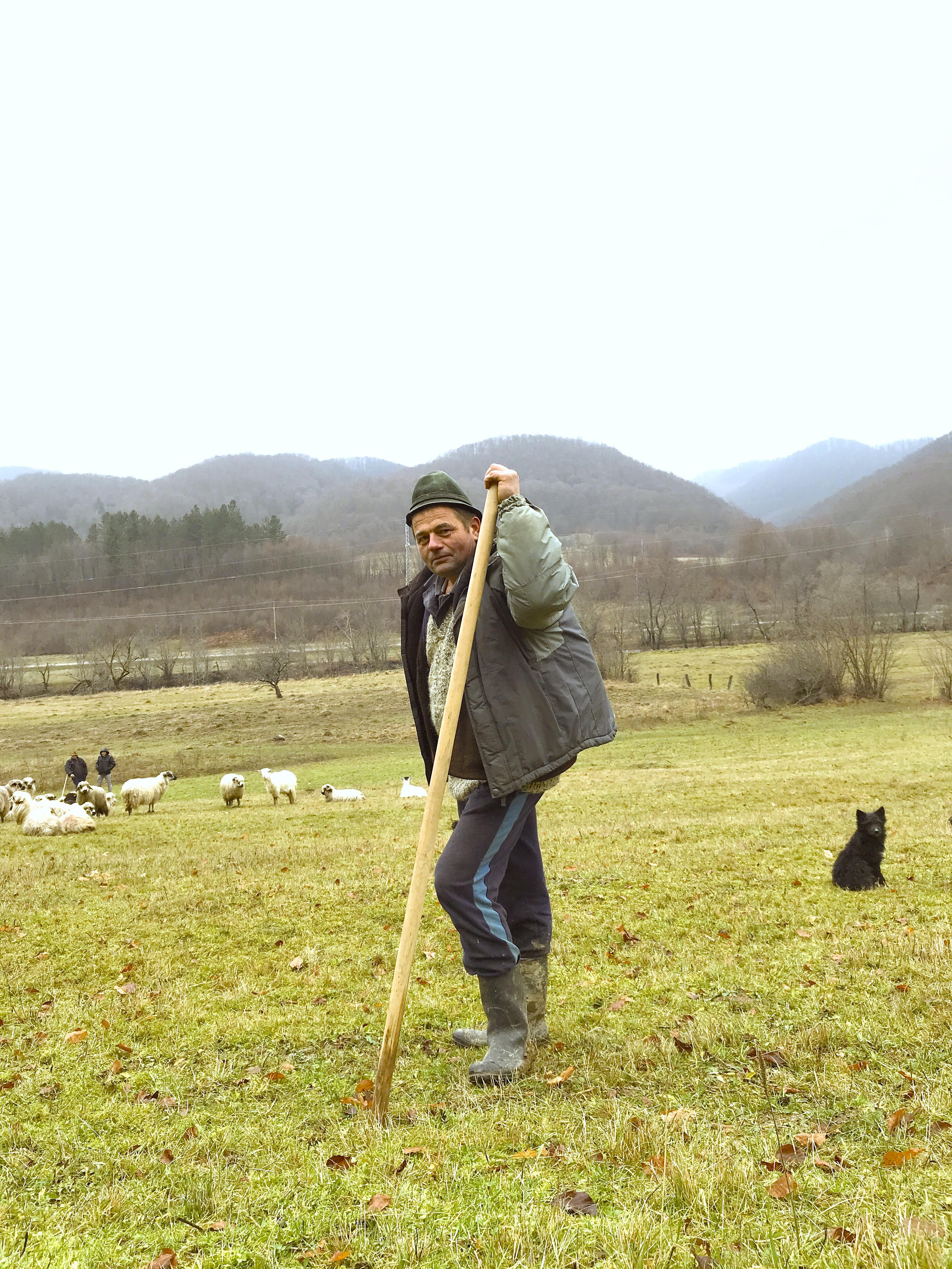 Pastor Buda Ionel, Tara Lapusului, Romania, Transylvania