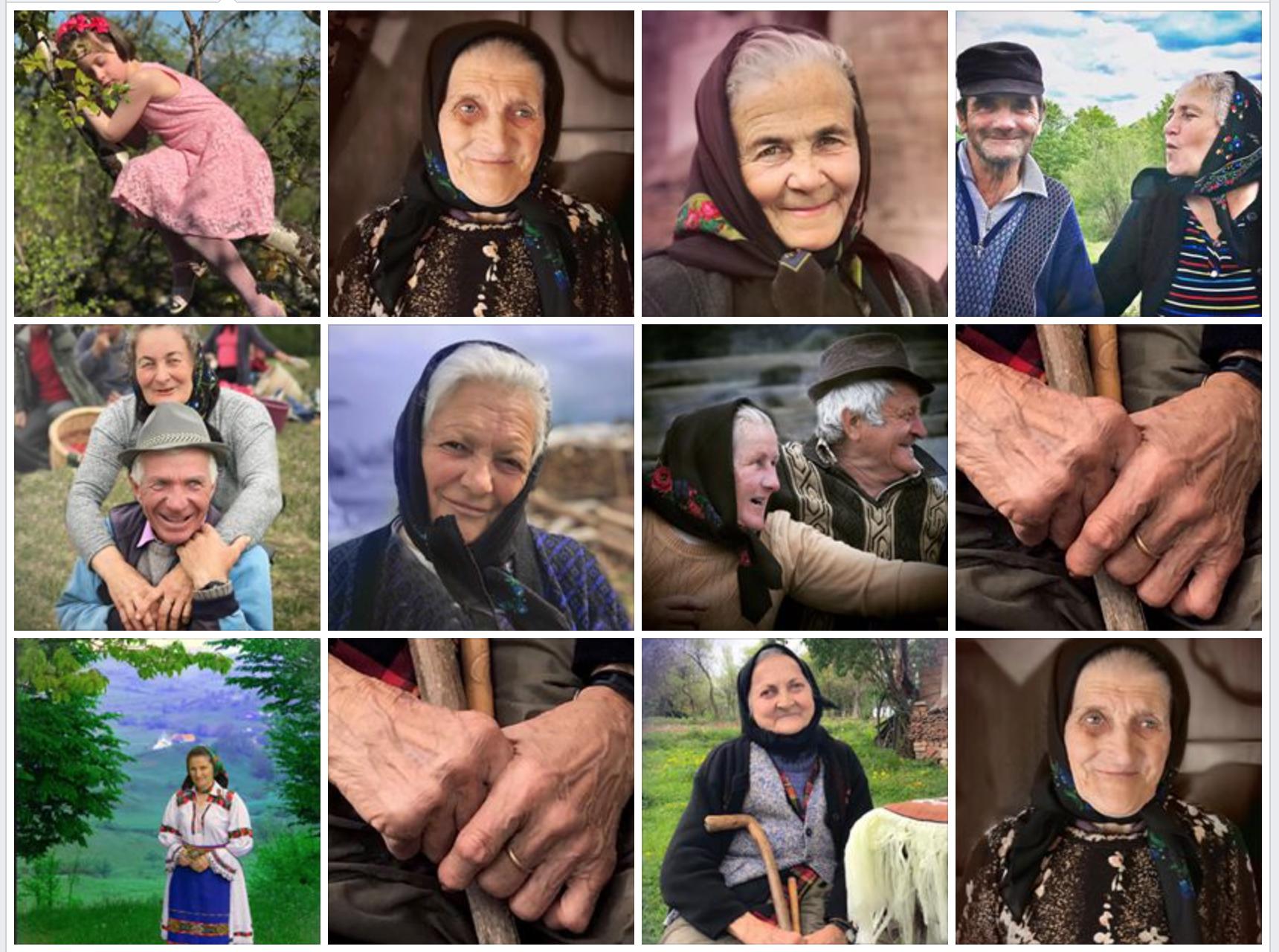 Portraits of Transylvania