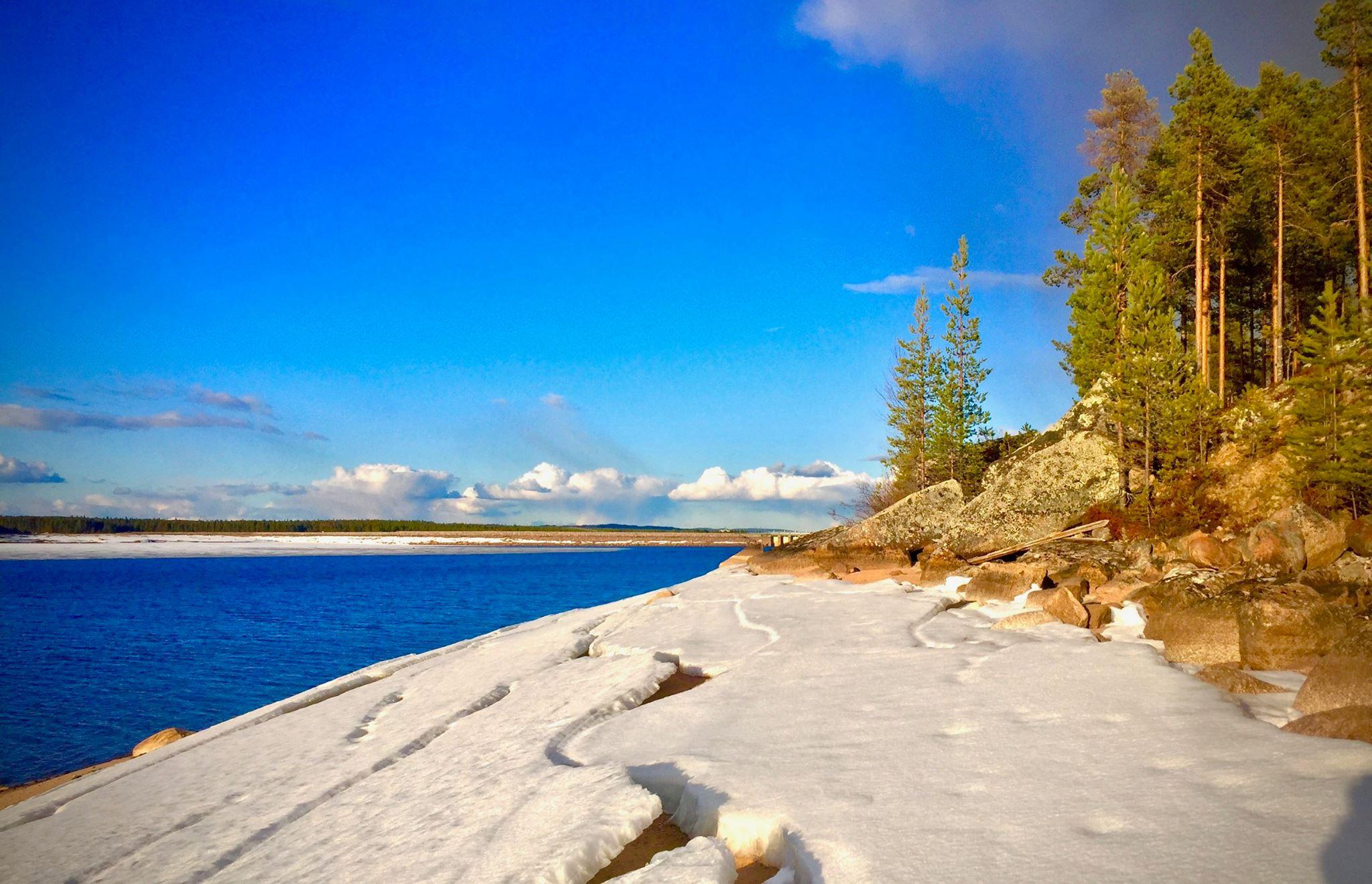Sveg, Härjedalen, swedish winter