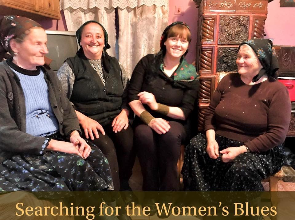 Searching for the women's blues - Cupseni Romania, documentary by Malin Skinnar