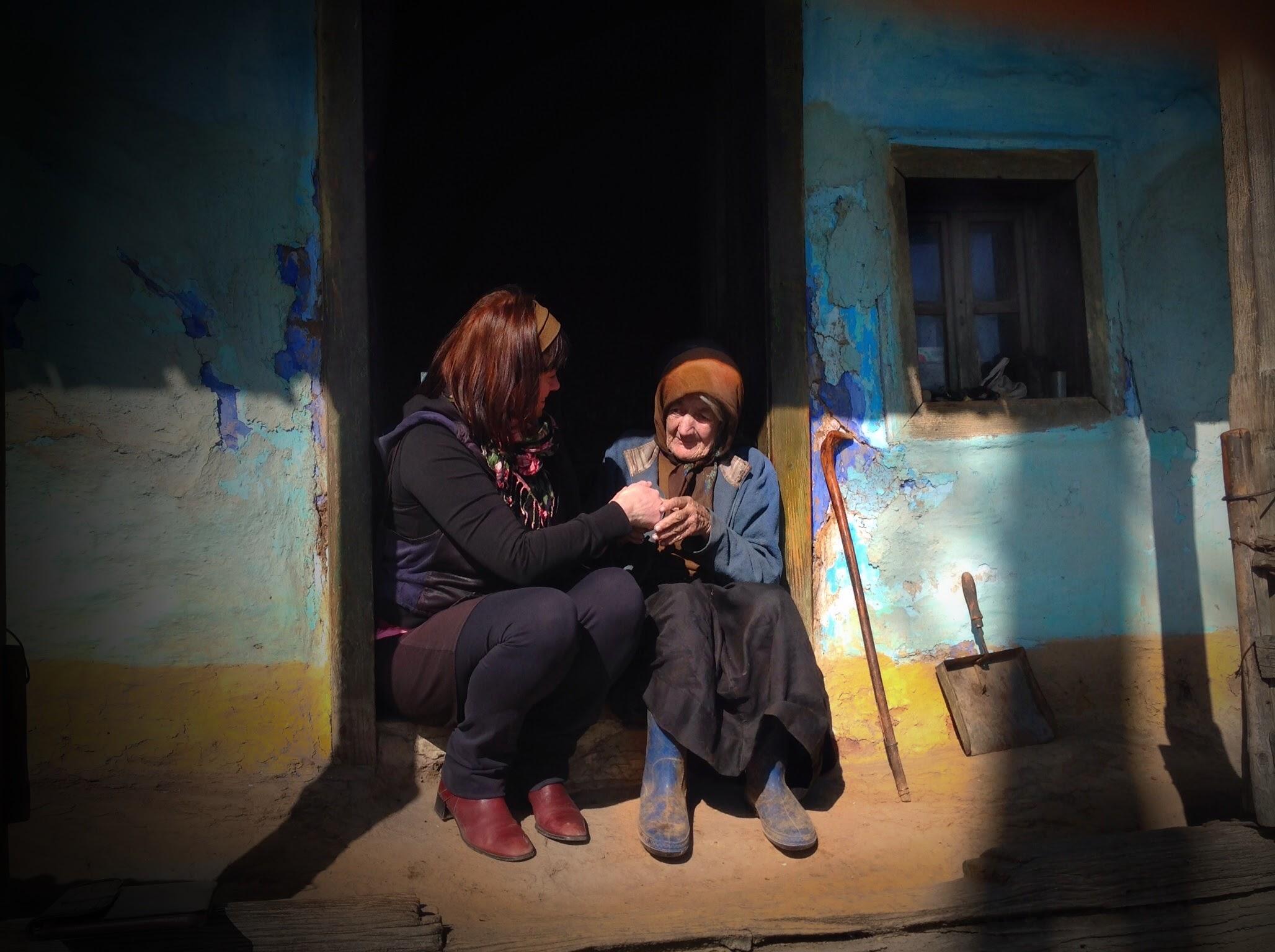 Searching for the Womens Blues, Tara Lapusului, Romania