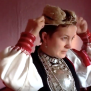 Video about Seto Leelo, traditional singing, by Malin Skinnar